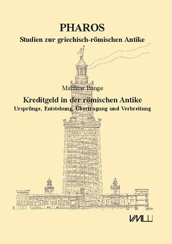 Kreditgeld in der römischen Antike: Matthias Bange