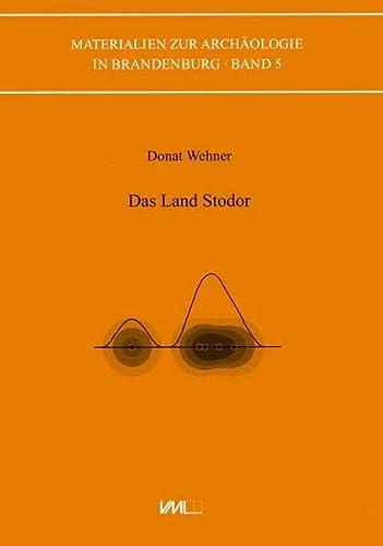 9783867573153: Wehner, D: Land Stodor