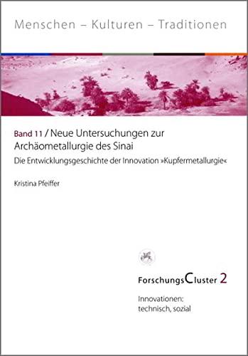 ForschungsCluster 2. Neue Untersuchungen zur Archäometallurgie des Sinai: Kristina Pfeiffer