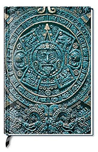 9783867597548: Libreta - líneas - calendario azteca