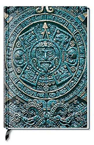 9783867597548: Alpha Edition Carnet de notes vierge Calendrier azt�que (Import Allemagne)