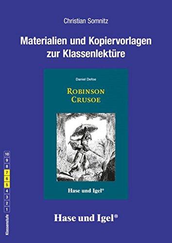 9783867603355: Robinson Crusoe. Begleitmaterial