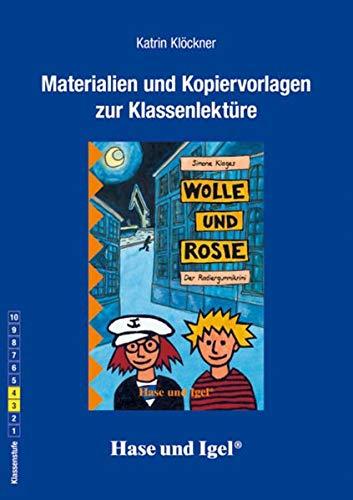 9783867604345: Wolle und Rosie. Begleitmaterial