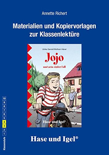 9783867604512: Jojo und sein erster Fall. Begleitmaterial: Begleitmaterial