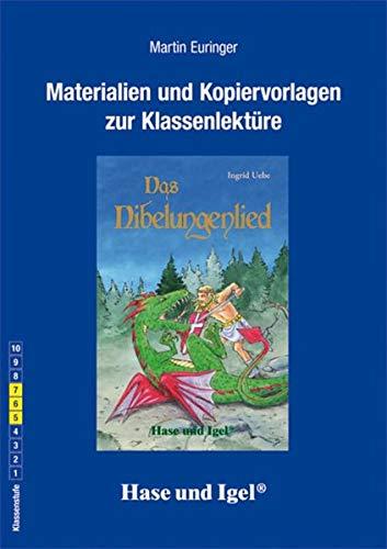 9783867604741: Das Nibelungenlied: Begleitmaterial