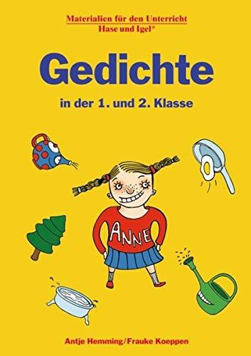 9783867608374: Gedichte in der 1. und 2. Klasse