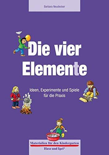 9783867608992: Die vier Elemente