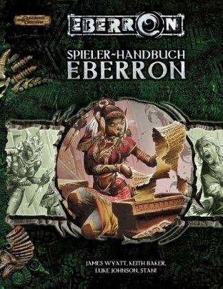 9783867620185: Spieler-Handbuch Eberron