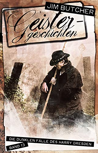 9783867621861: Die dunklen Fälle des Harry Dresden 13. Geistergeschichten