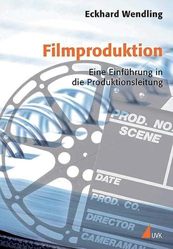 9783867641074: Filmproduktion