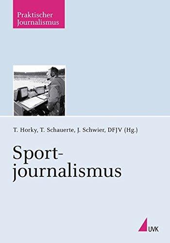 9783867641456: Sportjournalismus