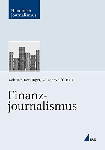 Finanzjournalismus: Gabriele Reckinger