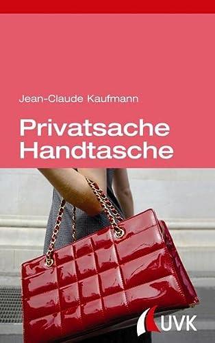 9783867643337: Privatsache Handtasche