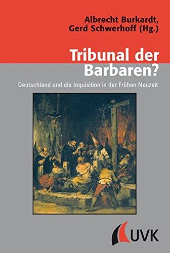 Tribunal der Barbaren?: Albrecht Burkardt