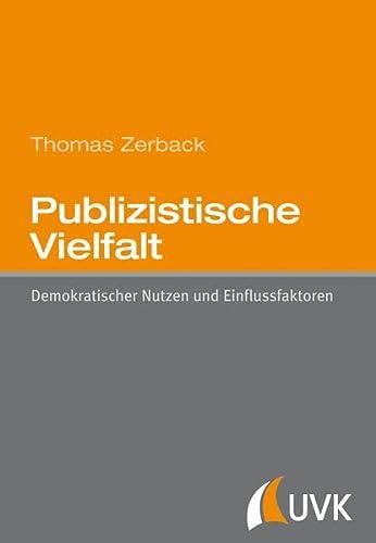 Publizistische Vielfalt: Thomas Zerback
