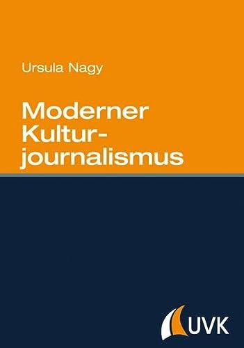 Moderner Kulturjournalismus: Ursula Nagy