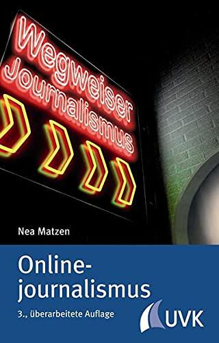 9783867644389: Onlinejournalismus