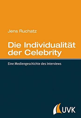 9783867645102: Die Individualität der Celebrity