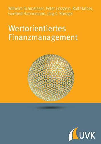 9783867645850: Wertorientiertes Finanzmanagement