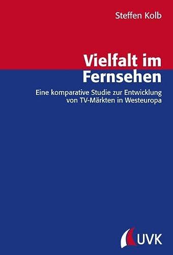 Vielfalt im Fernsehen: Steffen Kolb