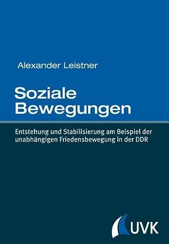 Soziale Bewegungen: Alexander Leistner