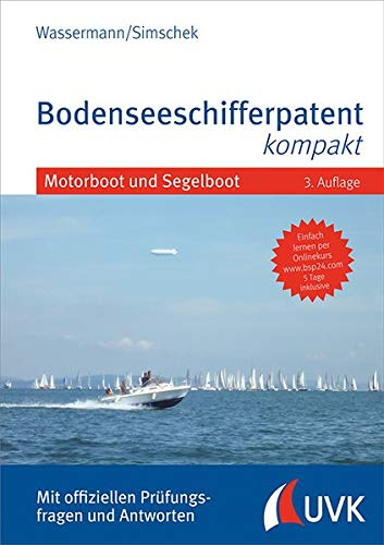 9783867646796: Bodenseeschifferpatent kompakt