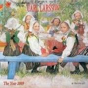 9783867651592: Carl Larsson. At Home 2009. Miscellaneous