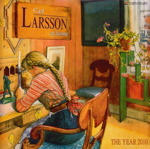 9783867654401: Carl Larsson. At Home 2010. Miscellaneous