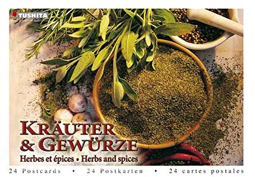 9783867655200: Kräuter und Gewürze Postkarten-Buch