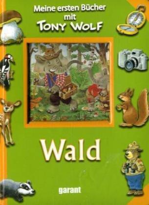 9783867661508: Bilderwörterbuch Wald