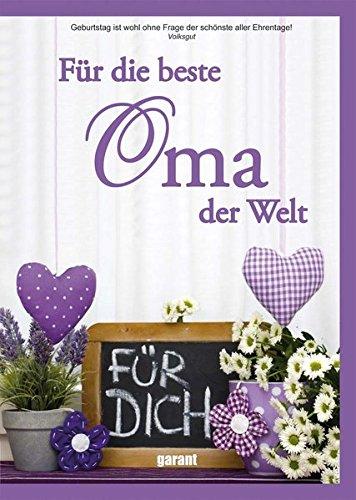 9783867662475: Für die beste Oma der Welt