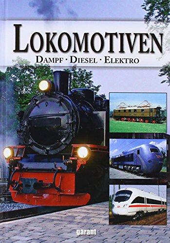 9783867662918: Lokomotiven