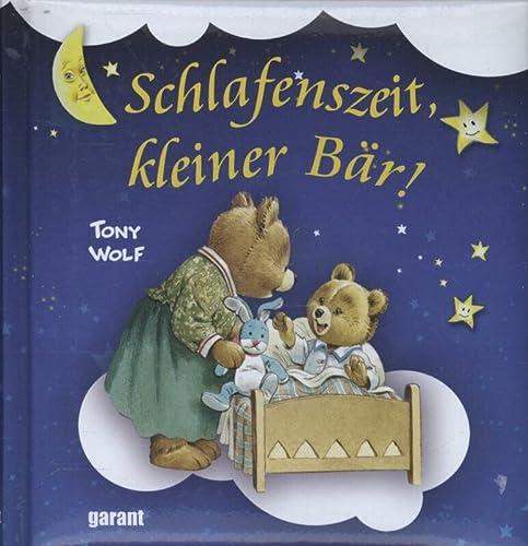 9783867663489: Schlafenszeit, kleiner Bär!