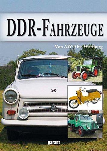 9783867663786: DDR - Fahrzeuge