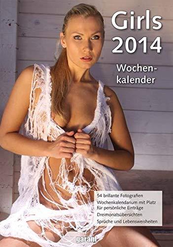 9783867666282: Wochenkalender Girls 2014