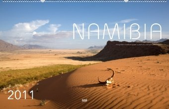 9783867675499: Namibia 2011. XXL Wide Kalender