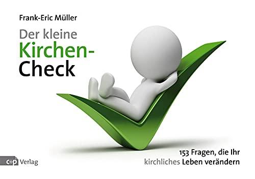 9783867701150: Der kleine Kirchen-Check