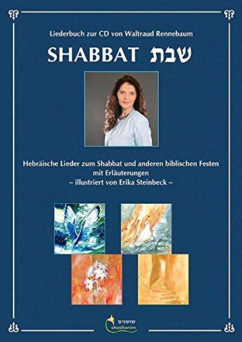 9783867732130: Shabbat: Liederbuch zur CD