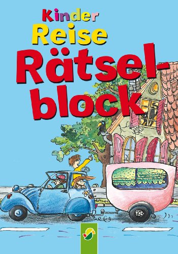 9783867751360: Kinder-Reise-Rätselblock