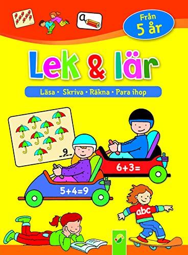 9783867753258: Lernspiele und Übungen 5-7 (gelb): Lesen, Schreiben, Rechnen, Kombinieren