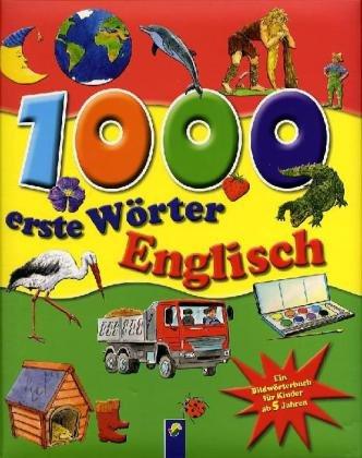 9783867757331: Mis primeras 1000 palabras en ingles