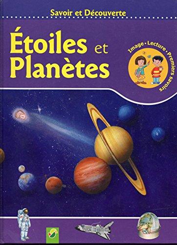 9783867758178: Etoiles et Plan�tes - Savoir et D�couverte