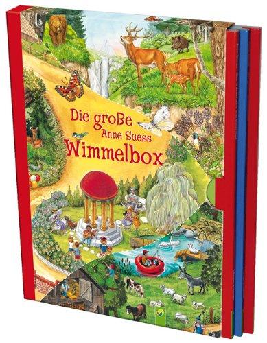 9783867758864: Die große Anne Suess Wimmelbox