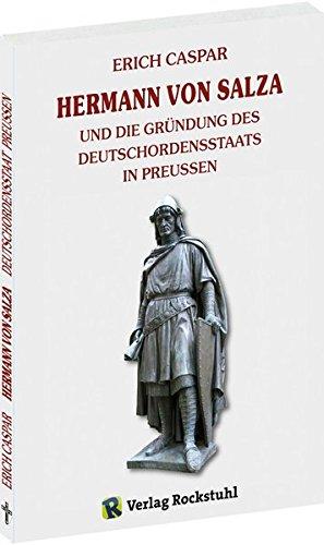 9783867770682: Hermann von Salza und die Gründung des Deutschordensstaats in Preußen