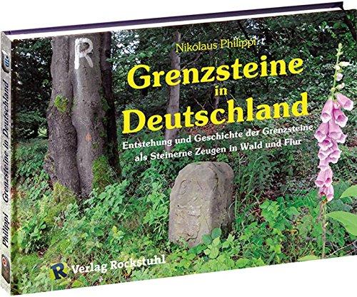 9783867771252: Grenzsteine in Deutschland