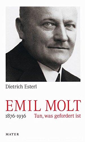 9783867830263: Emil Molt