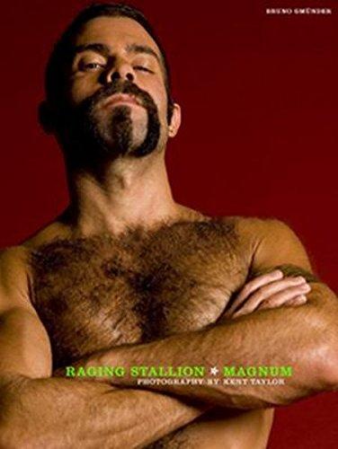 Raging Stallion: Magnum (Bruno Gmunder Verlag): Taylor, Kent [Photographer]