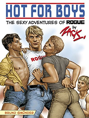 9783867871013: Hot for Boys: The Sexy Adventures of Rogue
