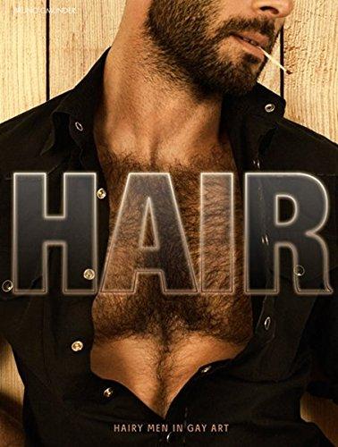 9783867871372: Hair: Hairy Men in Gay Art
