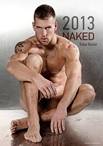 9783867872980: Naked 2013 (Calendar 2013)